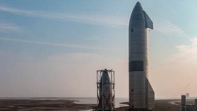 SpaceX lands Starship rocket SN15 after test flight