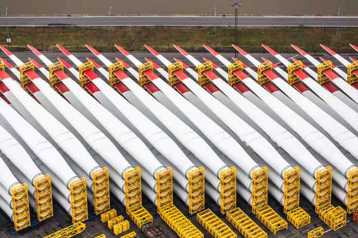 World's largest offshore wind farm developer to recover, reuse or recycle turbine blades