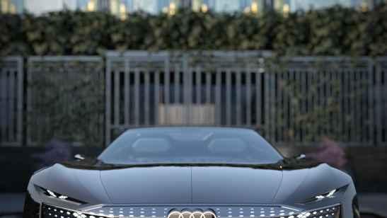 Audi Skysphere: New EV concept convertible reveals new direction for automaker