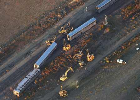 At Least 3 People Killed in Amtrak Derailment in Montana
