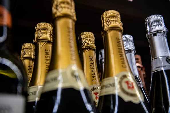 Watch Champagne gross sales are surging near pre-pandemic highs: 'Customers are able to have a good time' – COVID-19 News