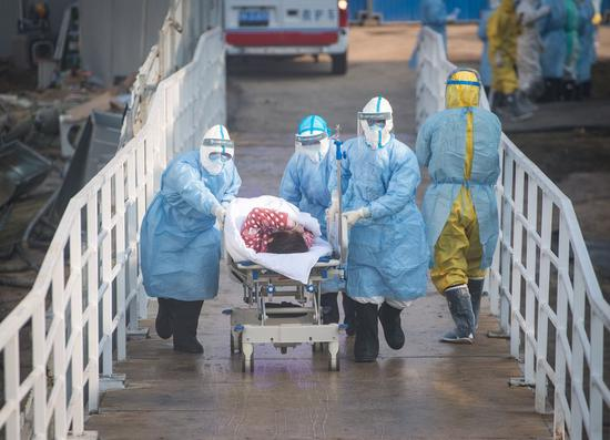 Autopsy on two COVID-19 patients finished in Wuhan