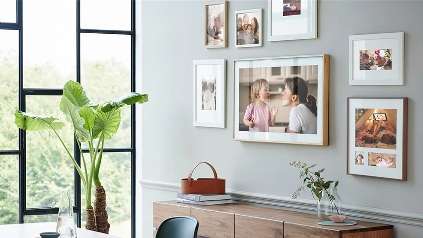 sortie samsung the frame coolblue
