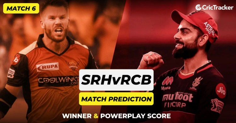 IPL 2021: Match 6 SRH vs RCB Match Prediction - Who will ...