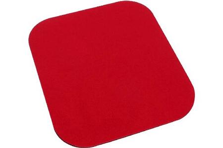 tapis de souris rouge