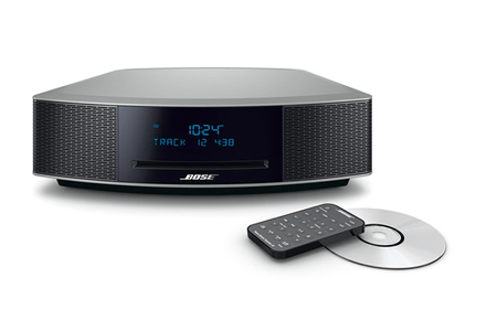 Chaine Hifi Bose Wave Music System Iv Silver 737251 2300 Darty