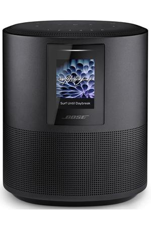 Enceinte Multiroom Bose Enceinte Residentielle Bluetooth Et Wifi Home Speaker 500 Avec Assistants Vocaux Integres Home Speaker 500 Noir Darty