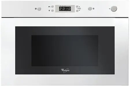 Micro Ondes Encastrable Whirlpool AMW496WH Darty