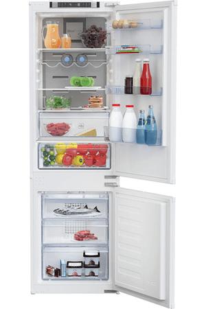 Refrigerateur Congelateur En Bas Beko Bcna275e33sn Neofrost Darty