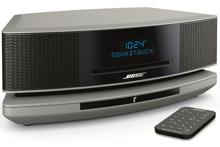 Chaine Hifi Bose Wave St Argent Supp Darty