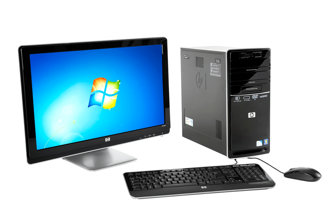 PC De Bureau Hp P6356FR 23 P6356FR 3190021 Darty