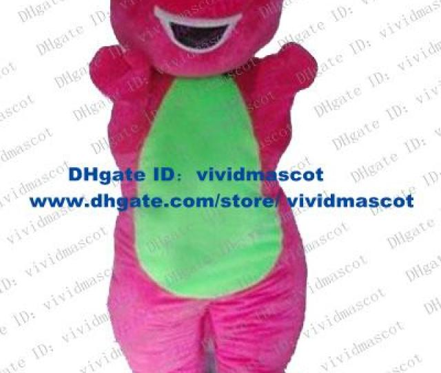 Product Pictures Naughty Pink Barney Dinosaur Dino
