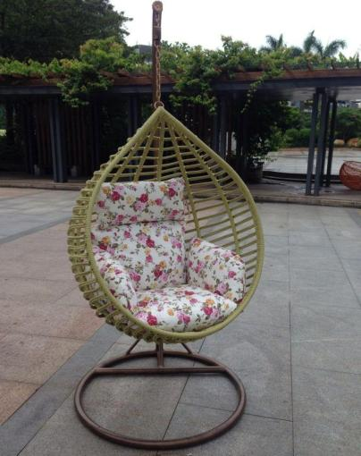 2018 Outdoor Furniture Pe Rattan Chair Casual Swing Bassinet Bird S     2018 Outdoor Furniture Pe Rattan Chair Casual Swing Bassinet Bird S Nest  Seat Comfortable Strongs Nature Do Not Fade Changeless Form From  Pingting2220