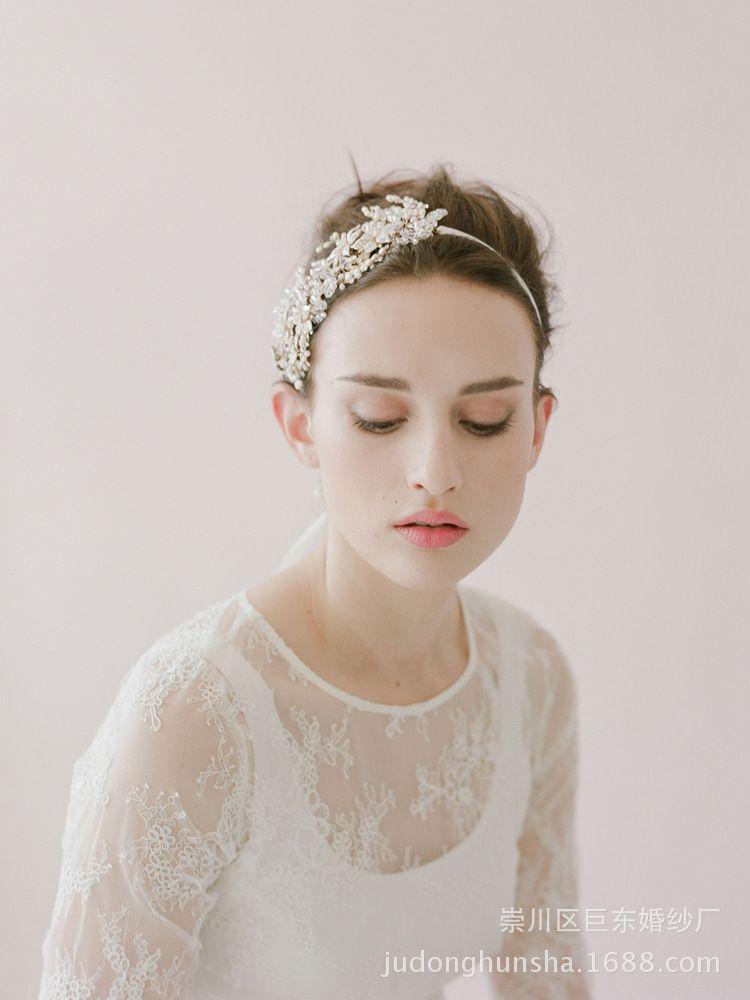 Vintage Hair Accessories Bridal Crown Tiara Wedding