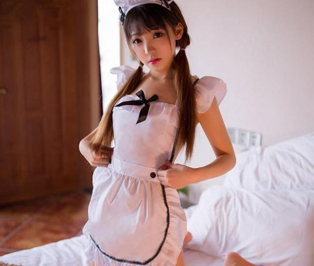 High Quality Sexy Maid Lingerie Cosplay Uniforme Apron Baby Doll Lingerie Dress Girl Fantasia Quente Hot Porno Erotic Women Sexy Pajama Set Sexy Short Sets