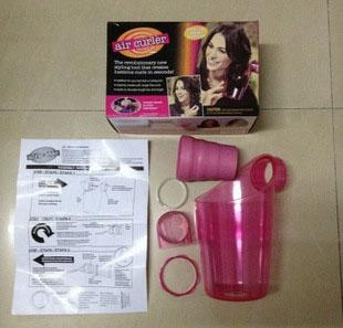 air curler hair dryer attachment curling styling beauty tool soft curl hair dryer wind spin hair