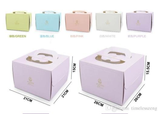 Image result for Cake Boxes