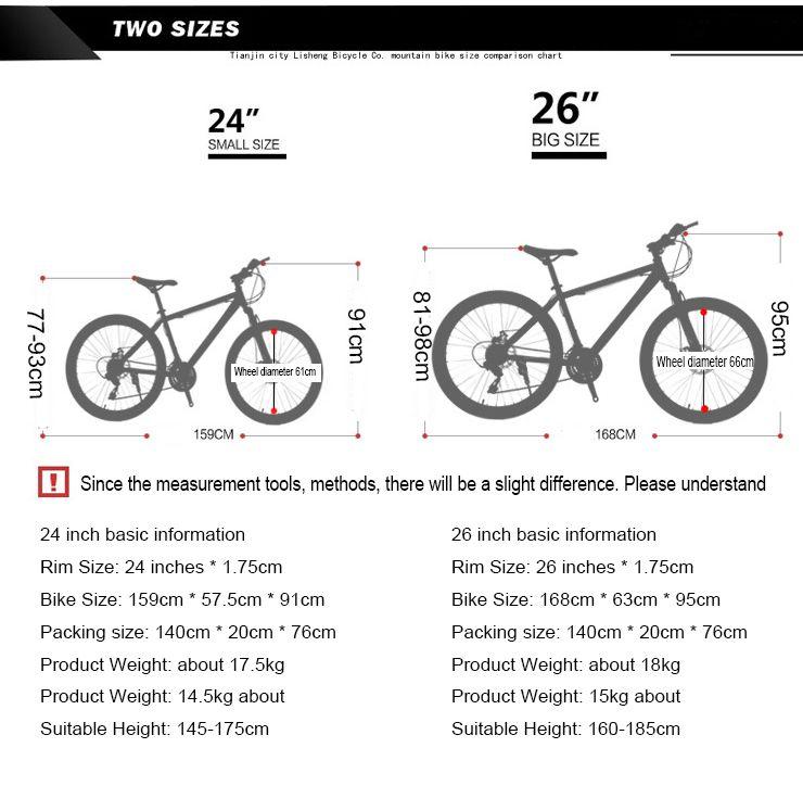 21 inch bike frame for what height | Nakanak.org
