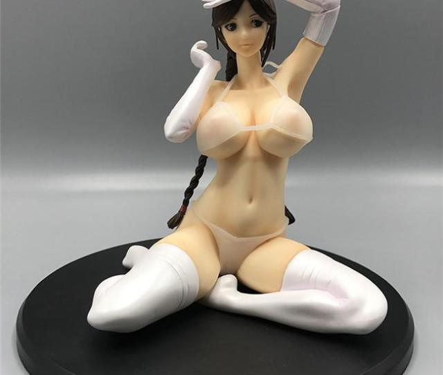 Demishop Japanese Anime Starless Mitarai Yuuna 1 6 Scale Sexy Girl Pvc Figure Collectible Model Toy 17cm For Christmas Gift
