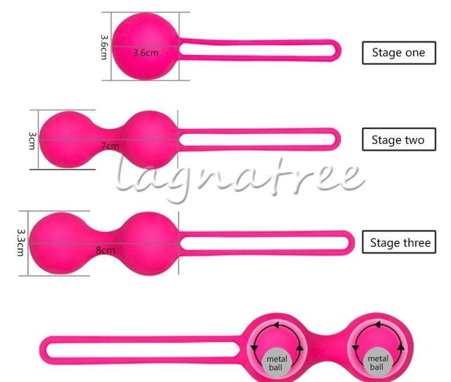 Set Of  Different Weights To Graduate Through The Levels Of Resistance Mm G Single Ballmm G And Mm G Moderate To Advanced Double Kegel