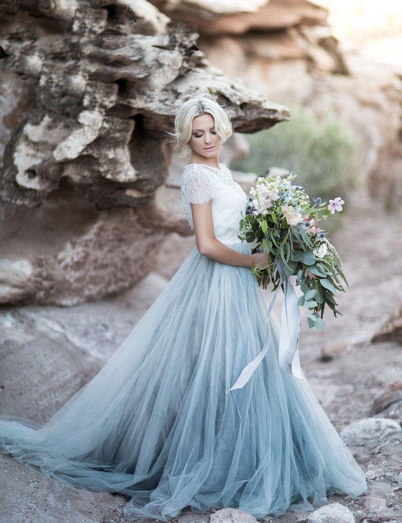 Color Wedding Dresses | Invitationjpg.com