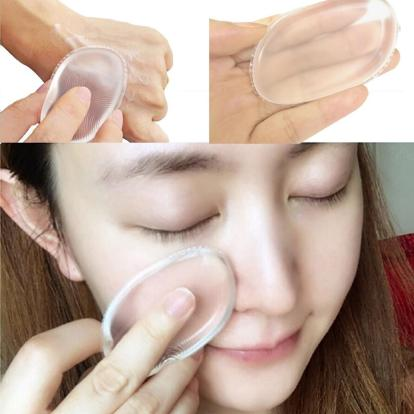 Image result for foundation sponge silicone face