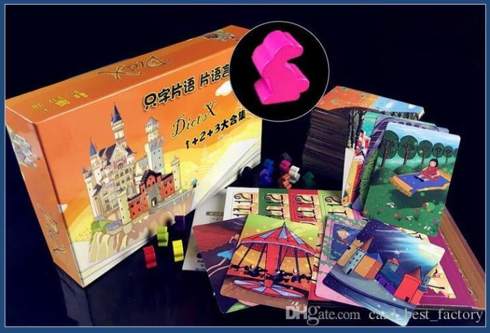 Dixit 1 2 3 Version Board Game Chinese Instructions Family Game Card     Dixit 1 2 3 Version Board Game Chinese Instructions Family Game Card Game  For Adults And Children Play Free Cards Games Play Card Games Online For  Free From