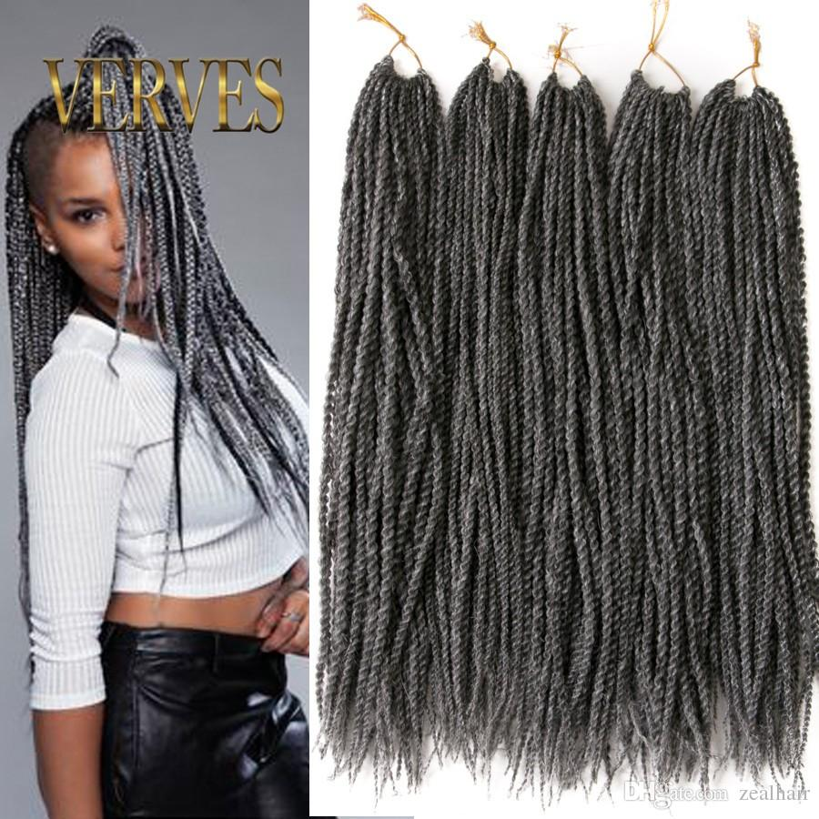 Ombre Crochet Braid Hair18inch 75gramspcssmall
