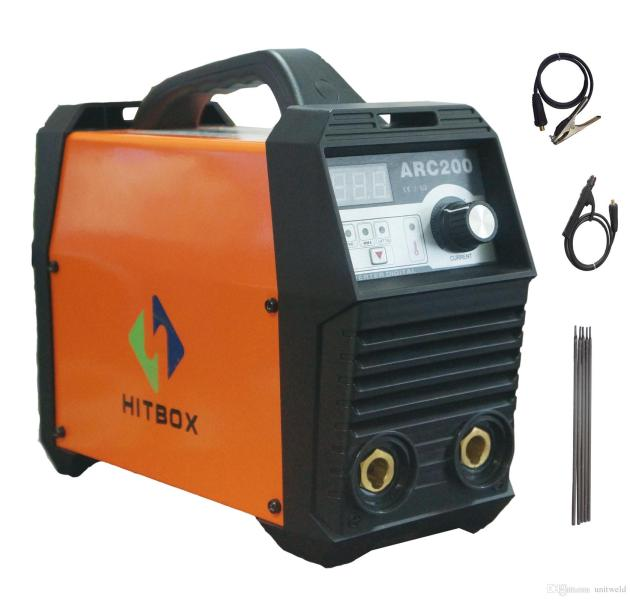 2018 Arc200 Digital Lift Tig Welding Machine Mma Arc Electric     2018 Arc200 Digital Lift Tig Welding Machine Mma Arc Electric Inverter  Welder 200amp Mulitfunction 2 In 1 Welder From Unitweld   412 06    Dhgate Com