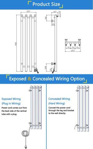 Towel Warmer Wiring Diagram | Wiring Diagram