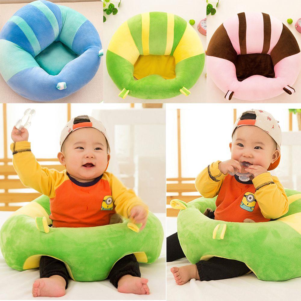 acheter baby support siege en peluche doux canape bebe apprentissage pour s asseoir chaise garder assis posture confortable pour 0 3 mois bebe de 20 11 du