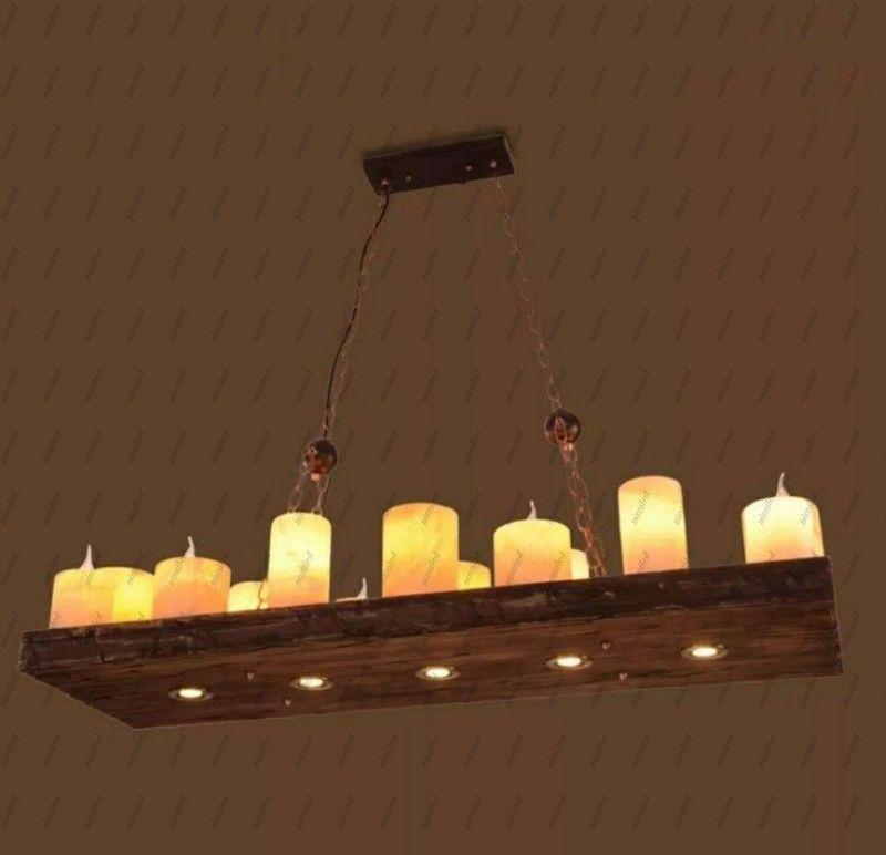 acheter 220v16 lumiere vintage industriel retro en bois e14 lustre en fer lampe industrielle rustique lumiere pour restaurant bar salon llfa de 490 28