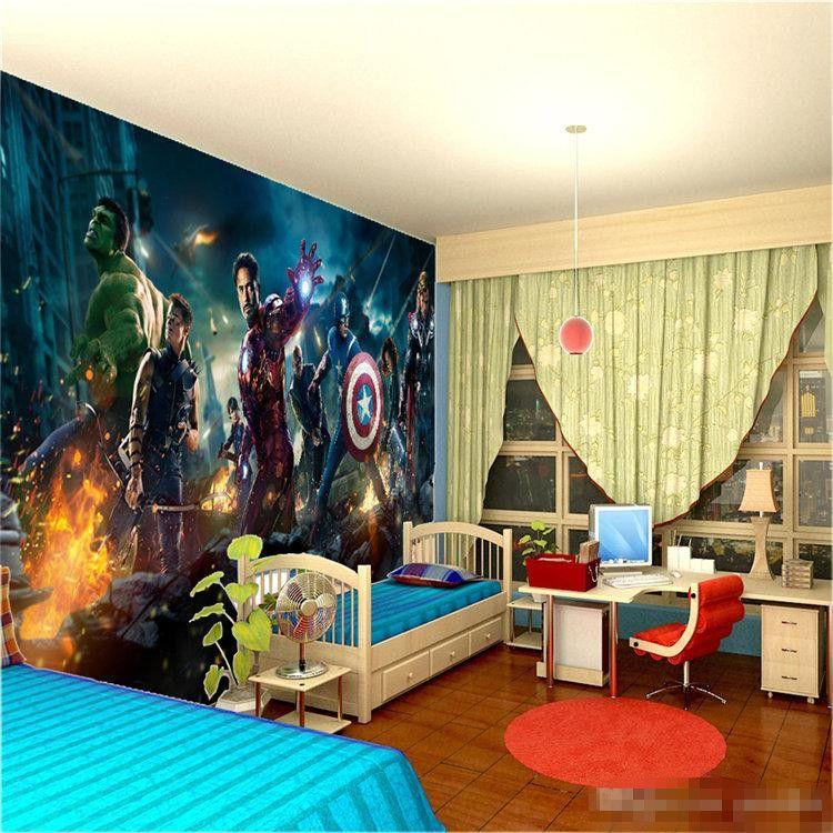 Anime Living Room With Tv Background Ala Model Kini