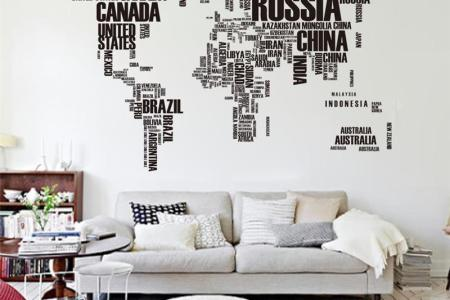 World map fabric wall decal path decorations pictures full path animal map cultural world map wall decal reusable vinyl fabric animal map cultural world map wall decal reusable vinyl fabric repositionable decal nursery gumiabroncs Images