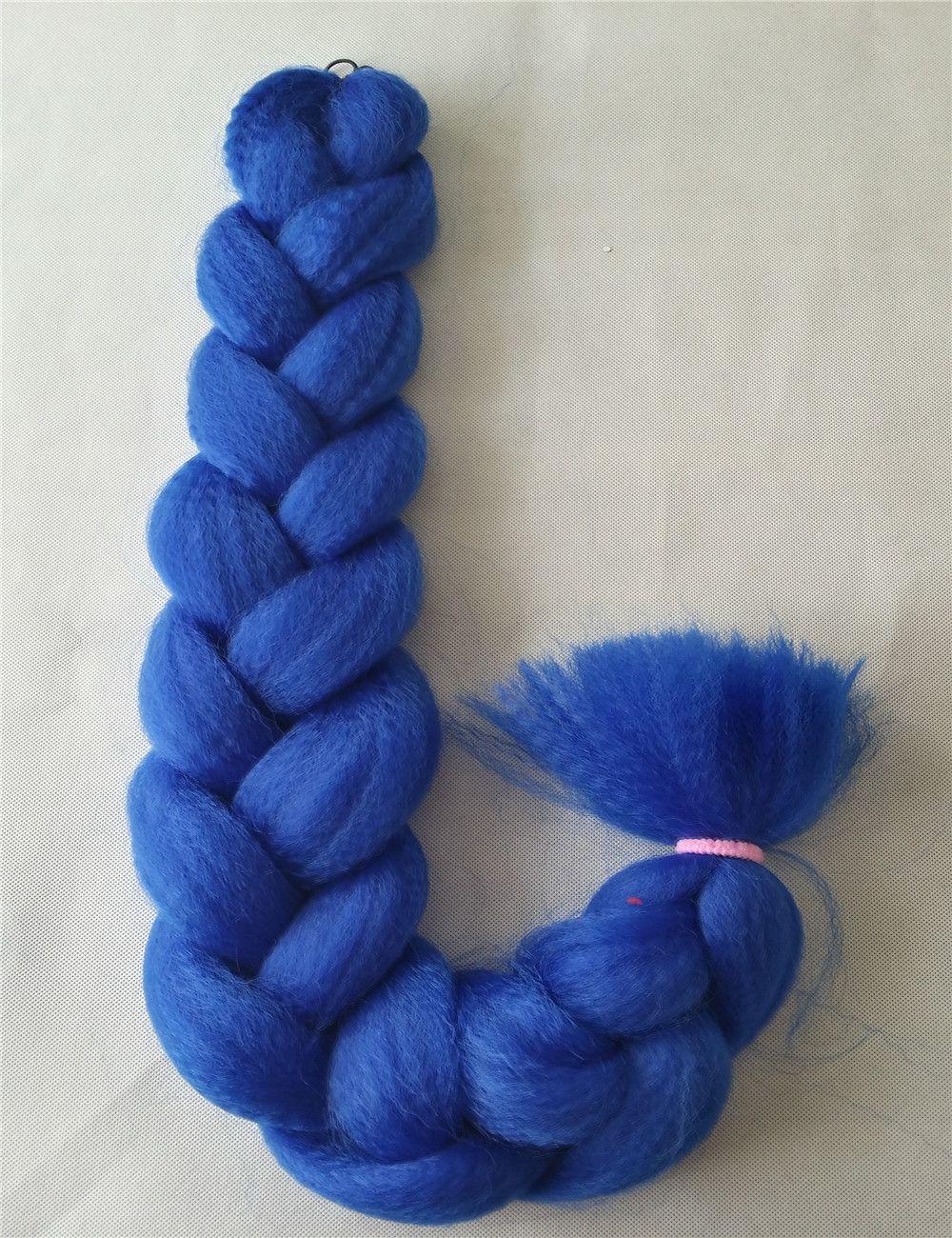 Kanekalon Ultra Braiding Hair 82inch 165g Color 1 1b 2 4
