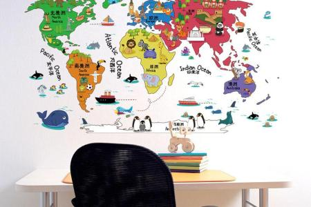 Map of the world mural free interior design mir detok buy map of the world wall murals online store buy wall map of the world wall mural murals and wall stickers argos wall map of the world wall mural hicks and gumiabroncs Choice Image