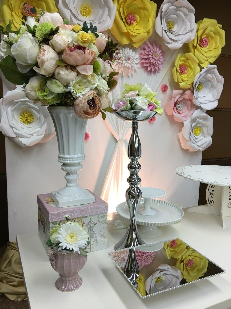 Wedding Flower Ball Holder Display Wedding Table Decor