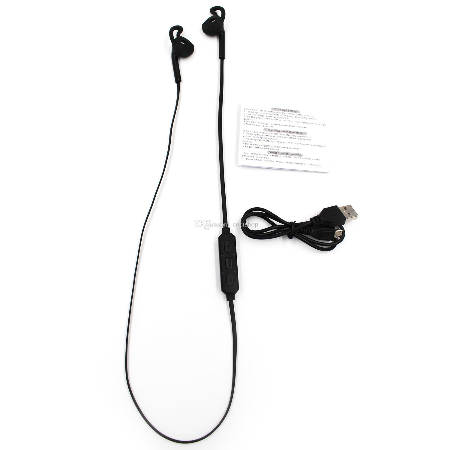 Fashion Wireless Bluetooth Headphone Stereo Cellphone In