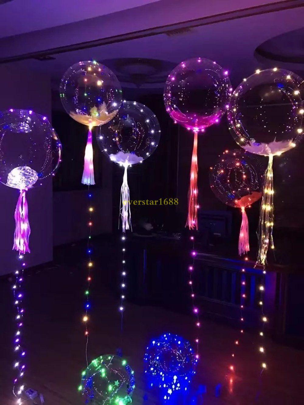 Balloon Led Lights