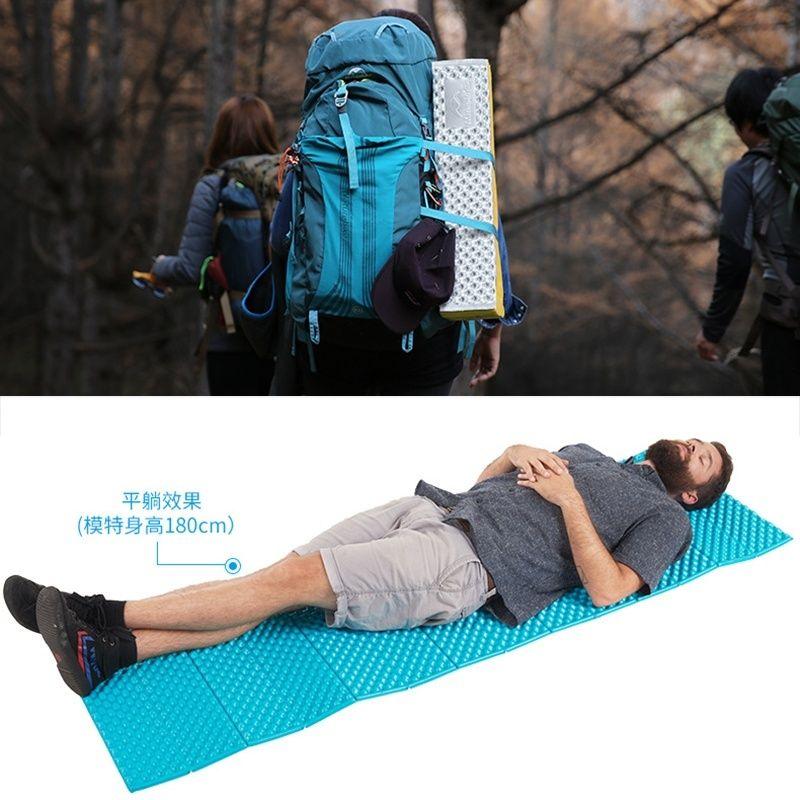 acheter tapis de camping en plein air de pique nique pour dormir impermeable a lhumidite du matelas impermeable ultra leger de tente de pliage de