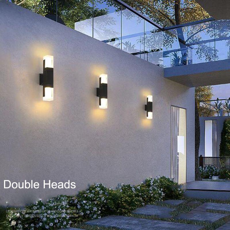 2021 modern outdoor indoor wall lamp