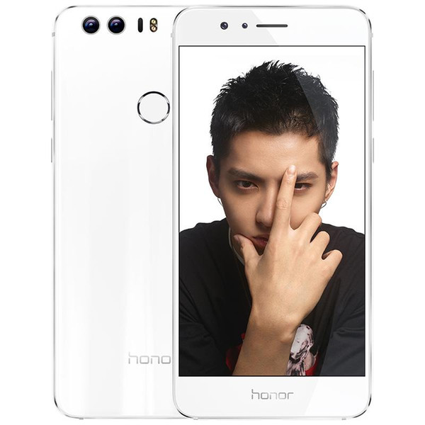 Original Huawei Honor 8 Honor8 FRD-AL00 4G LTE Smart Phone 5.2Inch Kirin 950 3G RAM 32G ROM 12.0MP Fingerprint NFC