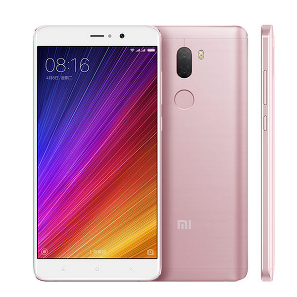 Xiaomi MI5S Plus Snapdragon 821 Quad Core Cell Phone 5.7Inch IPS Screen 6G RAM 128G ROM 13.0MP NFC 4G LTE Phones