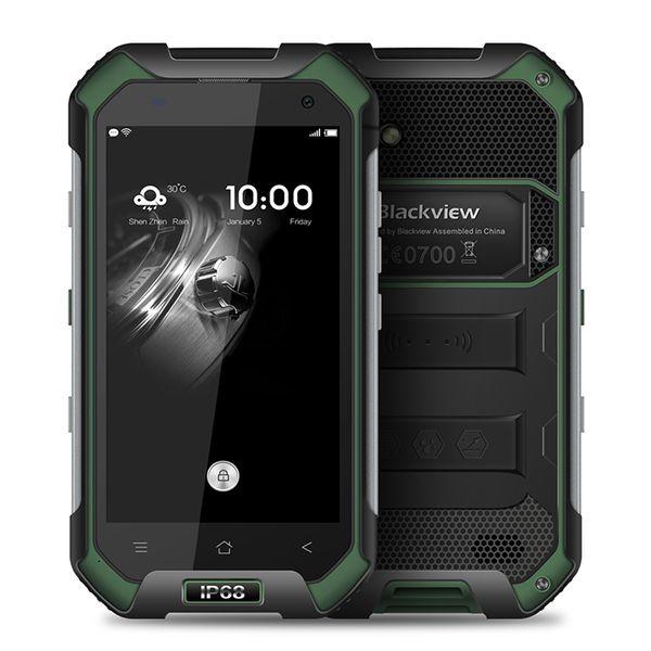 Blackview BV6000 4.7 inch Smartphone 3GB RAM 32GB ROM MTK6755 Android IP68 Waterproof BV6000S Moible Phone 4200mAh Battery NFC