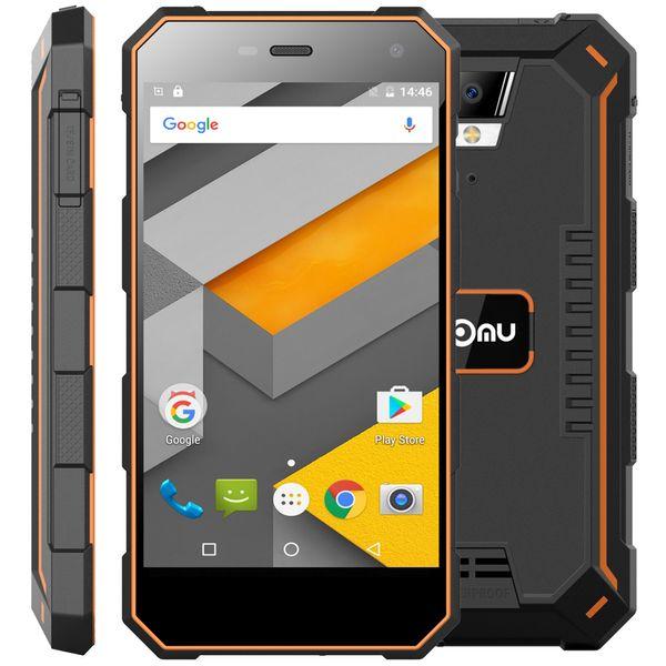 NOMU S10 IP68 Waterproof 4G LTE Smartphone 5.0Inch MTK6737T Quad Core 64Bit Android6.0 2G RAM 16G ROM 5000MAH Battery