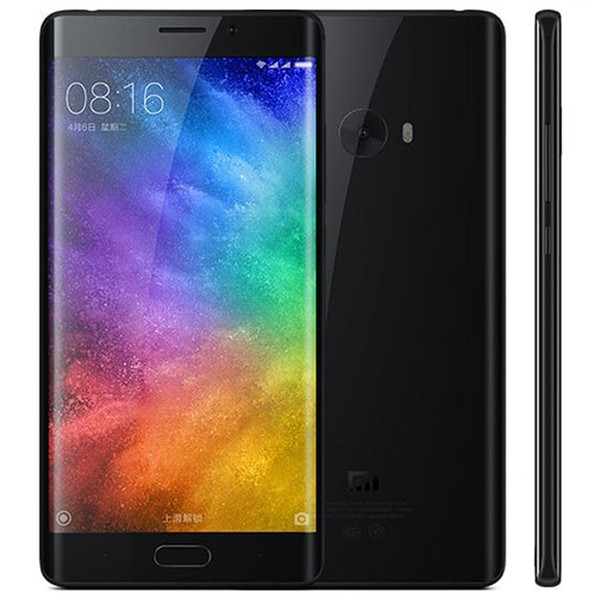 "Original Xiaomi Mi Note 2 Prime 6GB RAM 128GB ROM 5.7"" Mobile Phone Dual 3D Glass Snapdragon 821 NFC 22.56MP Camera"