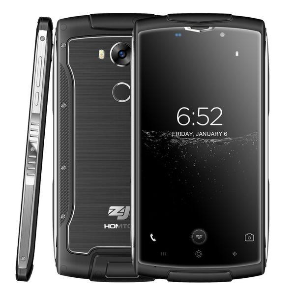 HOMTOM ZOJI Z7 IP68 Waterproof 4G LTE Smartphone 5.0 Inch Android 6.0 Quad Core 2GB RAM 16GB ROM 3000mAh Fingerprint