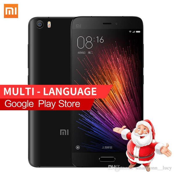 Original Xiaomi Mi5 Pro Prime smartphone In Stock Mi 5 Snapdragon 820 3000mAh Dual SIM Card 4K Video Mobile Phones