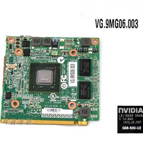 Nvidia Gf9300mgs 512mb Mxm Video Card Vg 9mg06 003 004 Nb9m Gs For     Nvidia Gf9300mgs 512mb Mxm Video Card Vg 9mg06 003 004 Nb9m Gs For Acer  5520g 7730g 7730zg My Graphics Card Evga Graphics Card From Spidsafeshop