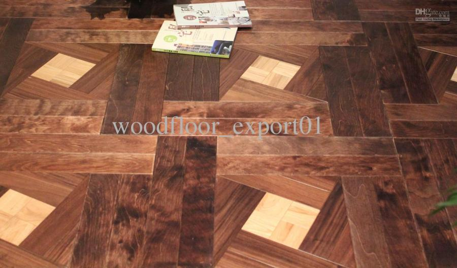 Solid Wood Flooring Herringbone Engineered Wood Floor Ebony Floor     wood floor made of different wood species  size 1860 190 15 4MM  ABC  REAL  WOOD Steadiness  damp proof  anti rotten and wear resistant The top veneer  made